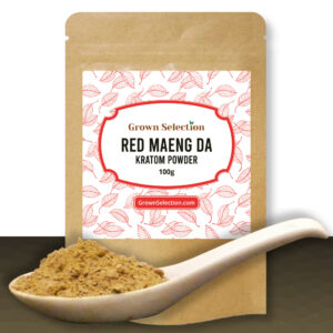 Red Maeng Da Kratom Powder, 100g