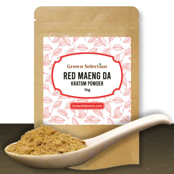 Red Maeng Da Kratom Powder, 1kg