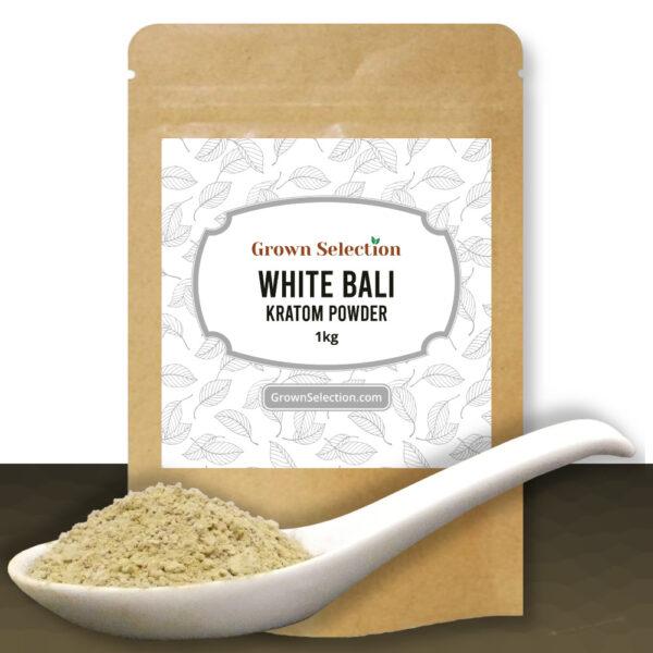 white bali kratom powder, 1kg