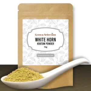 white horn kratom powder, 1kg