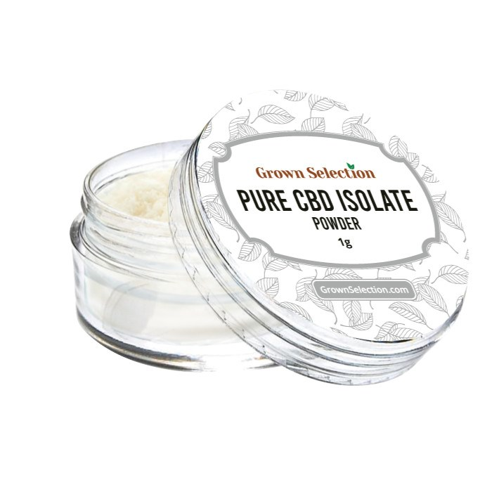 pure CBD isolate 1g